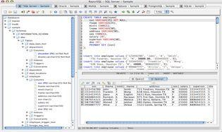 RazorSQL for Mac