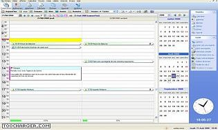 EBP Mon Agenda Perso 2011