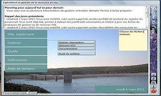 Suite pour la gestion de l'eau