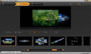 Aneesoft 3D Flash Gallery