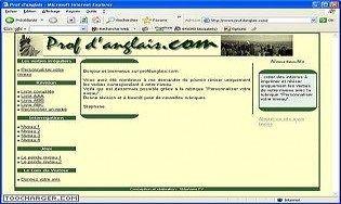 profdanglais.com : cours d'anglais en ligne