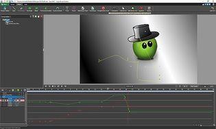 Express Animate - Logiciel d'animation 2D