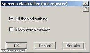 Speereo Flash Killer