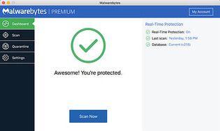 Malwarebytes Anti-Malware Pour Mac