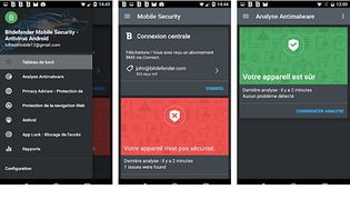 Bitdefender Mobile Security & Antivirus Android