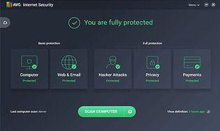 AVG Internet Security 20