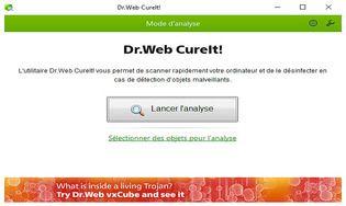TÉLÉCHARGER DR WEB CUREIT EXE GRATUITEMENT