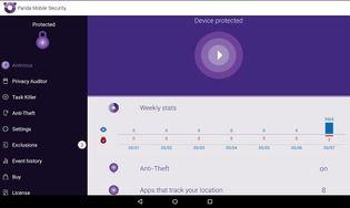 Panda Antivirus Free Android