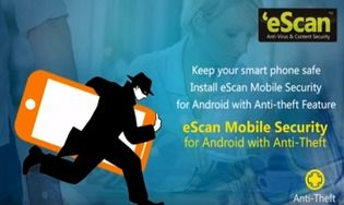 eScan Mobile Antivirus Android
