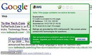 AVG LinkScanner 2015