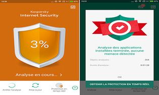 Kaspersky Internet Security Android