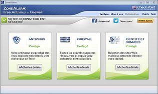 ZoneAlarm Free Antivirus + Firewall 2019