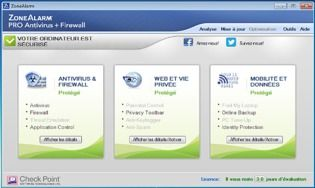 ZoneAlarm Pro Antivirus + Firewall 2019