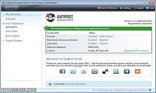 Agnitum Outpost Security Suite Free
