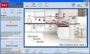 telecharger logiciel but id al designer 4 0 pour votre cuisine. Black Bedroom Furniture Sets. Home Design Ideas