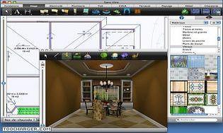 logiciel de construction 3d mac