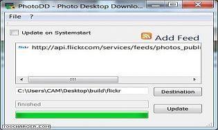Photos Desktop Downloader