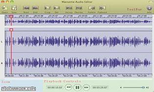 Macsome Audio Editor