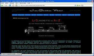 La clarinette de A à Z