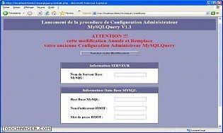 MySQLQuery