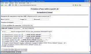 Form2mySQL