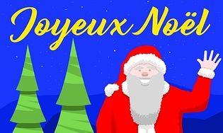 Kit pour cartes de Noël