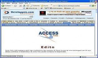 FAQ access