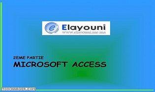 MS Access requêtes