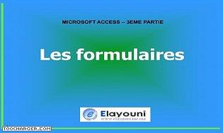 Access formulaires