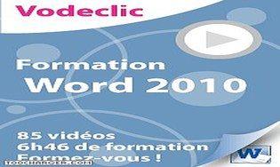 Cours vidéos sur Word 2010