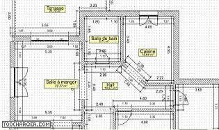 Logiciel Dessin Architecture Simple
