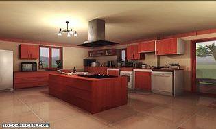 logiciel gratuit cuisine 3d. Black Bedroom Furniture Sets. Home Design Ideas