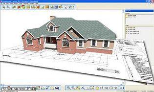 Logiciel architecture maison t l charger des logiciels - Logiciel pour plan de maison gratuit ...