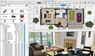 Logiciel d architecture gratuit en 2d for Logiciel gratuit architecture interieure