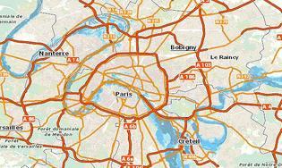 Baignade Interdite-Simulateur Inondation Paris