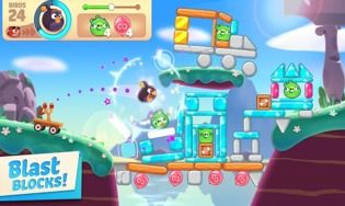 Angry Birds Journey iOS
