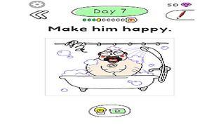 Draw Happy Master!