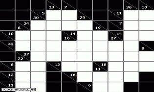 Kakuro Cross Sums Puzzle