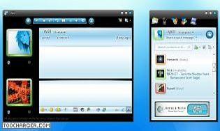 Skin pour MSN : Ev0