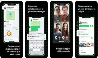 ICQ New iOS