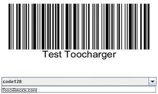 Barcode4J
