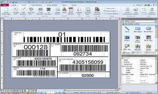 SmartVizor Barcode Label Printing Software