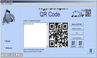 EAN Barcode et QR Code