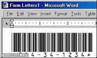 Free Barcode Font Code 39 TrueType