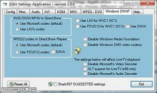 STANDARD Codecs for Windows 7, 8 and 10 (Windows 8 Codecs)