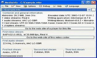 MediaInfo - CLI
