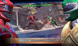 Power Rangers Legacy Wars Android