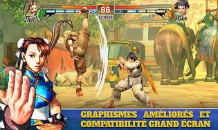 Street Fighter IV Champion Edition Android