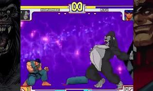Harambe VS Capcom