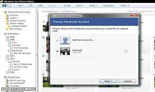 LiveUpload for Facebook